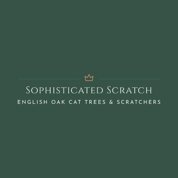 Sophisticated Scratch Logo