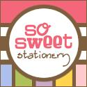 So Sweet Stationery, LLC Logo