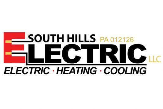 South Hills Electric Heating Cooling Logo