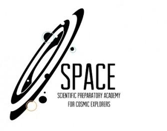 Scientific Preparatory Academy of Cosmic Explorers Logo