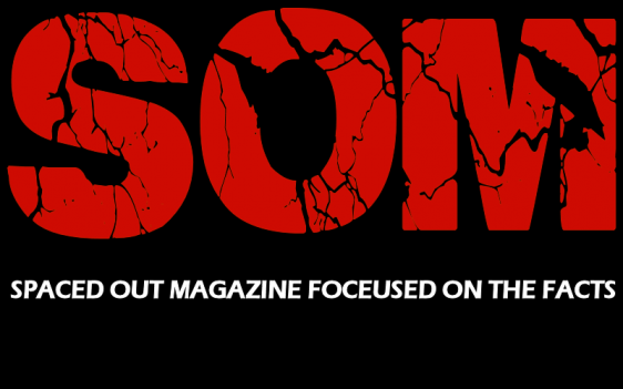 spacedoutmag Logo