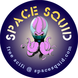 Space Squid Logo
