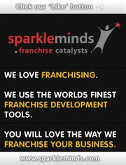 Sparkleminds Franchise Catalysts, India Logo