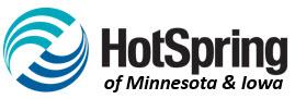 HotSpring Spas of Iowa and Minnesota Logo