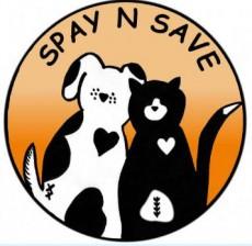 Spay n Save Logo