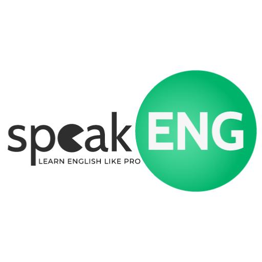 Speak ENG Logo