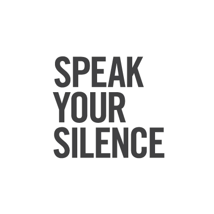 Speak Your Silence Logo