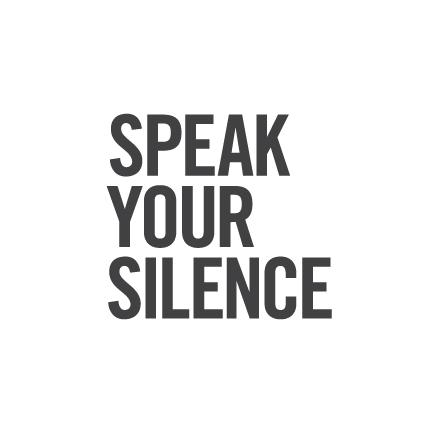 Speak Your Silence Logo