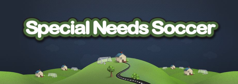 Special Needs Soccer Logo