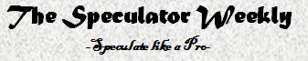The Speculator Weekly Logo
