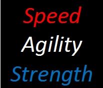 Speed and Agility Training Ohio Logo