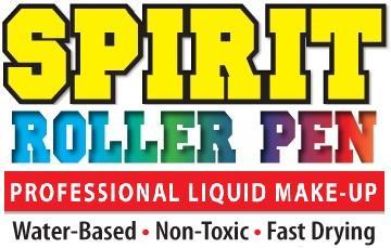 Spirit Roller Pen Logo