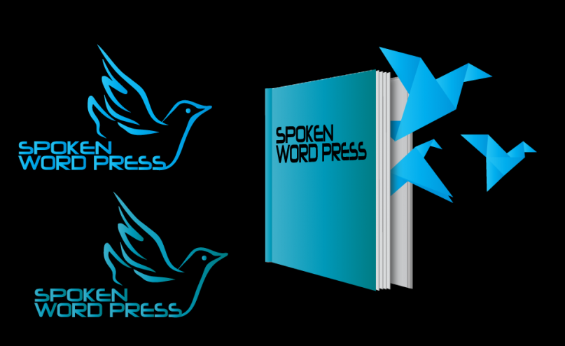 Spoken Word Press Logo