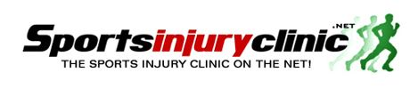 Sports Injury Clinic Logo