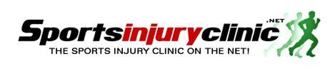 Sports Injury Clinic Logo