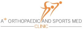 A+ Orthopaedic  and  Sports Med Clinic Logo