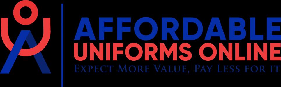 Affordable Uniforms Online Logo