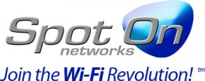 Spot On Networks Logo