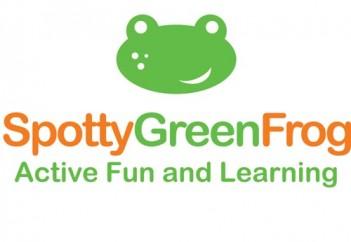 spottygreenfrog Logo