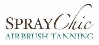 SprayChic Airbrush Tanning Logo