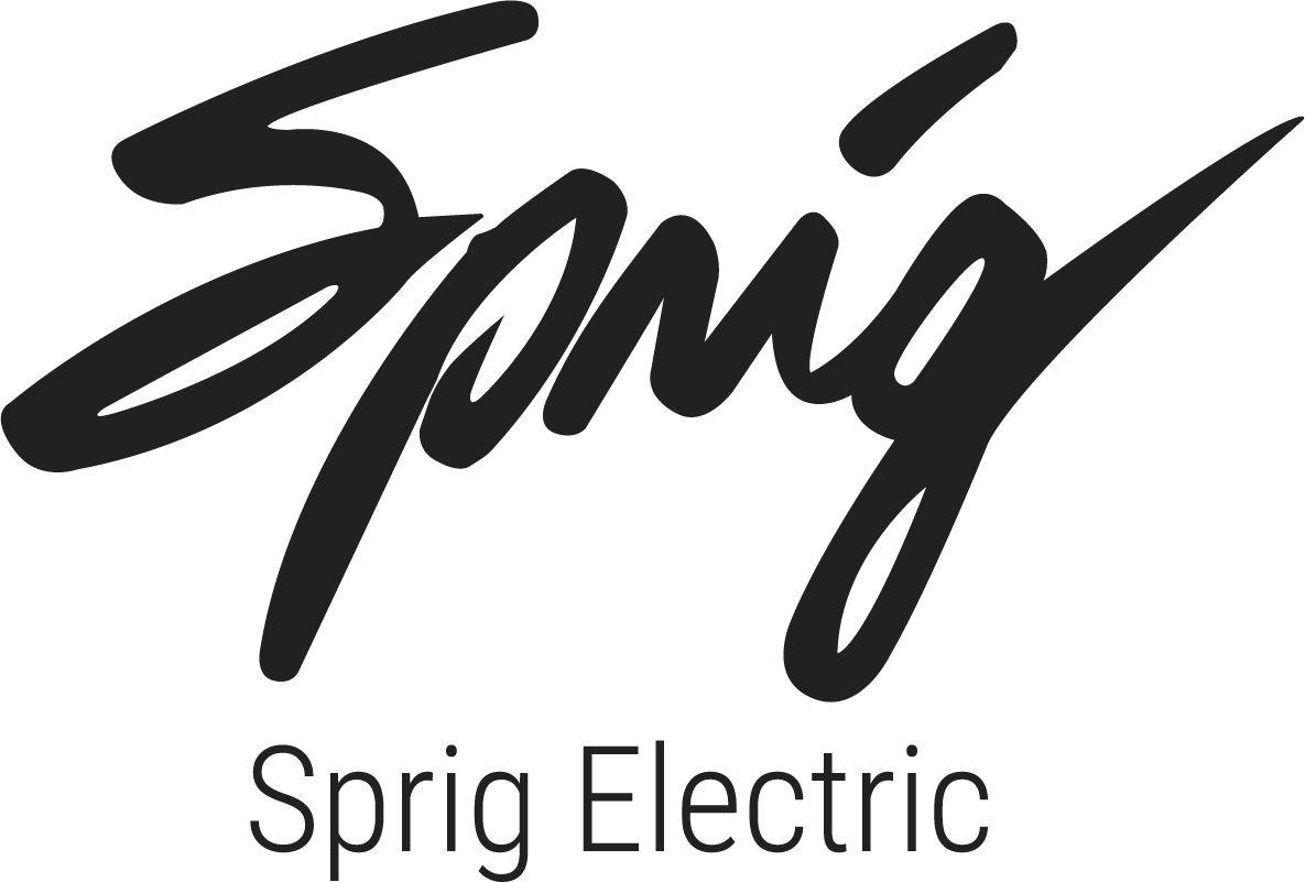 Sprig Electric Logo