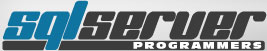 sql programmers Logo