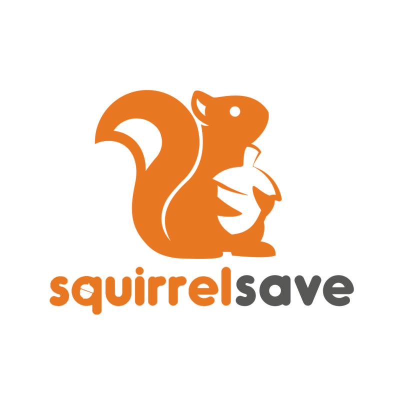 squirrelsave Logo