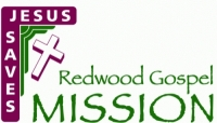 Redwood Gospel Mission Logo