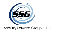 Security Services Group (SSG) Logo