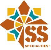 SS Specialties Logo
