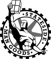 Stateside Man Goods, LLC. Logo