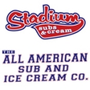Stadium Subs & Cream Logo
