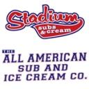 Stadium Subs & Cream Logo