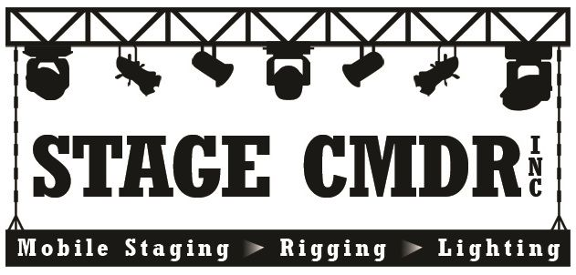 Stage CMDR, Inc. Logo