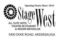 Stagewest Logo