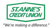 St. Anne's Credit Union Logo