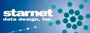 Starnet Data Design Logo