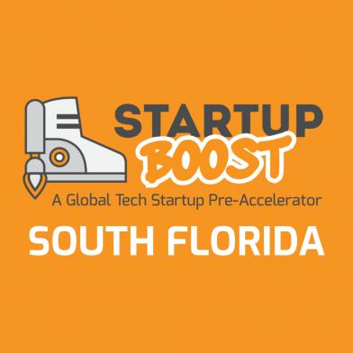 StartupBoost South Florida Logo