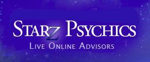 Starz Psychics Logo