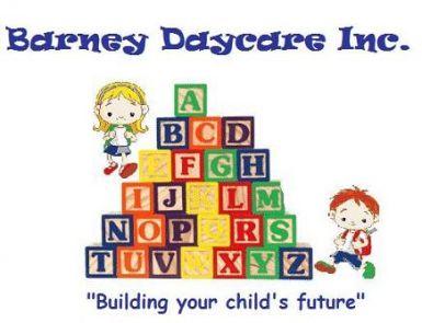 Barney Daycare Inc. Logo
