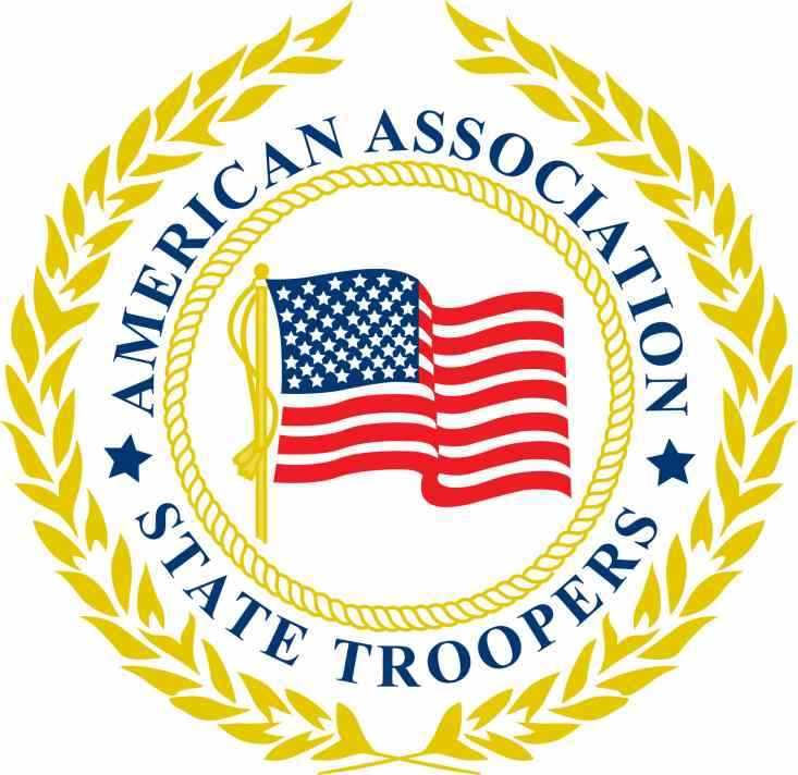 American Association of State Troopers, Inc. Logo