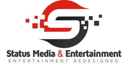 Status Media & Entertainment Logo