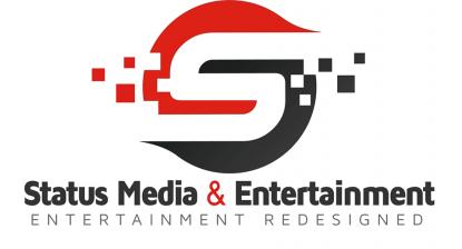 Status Media & Entertainment Logo