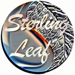 Sterling Leaf Jewelry Logo
