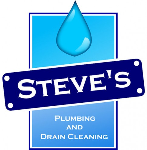 Steve's Plumbing and Drain Cleaning Logo