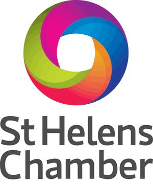 St Helens Chamber Logo