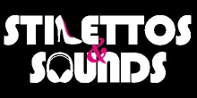 Stilettos and Sounds LLC Logo