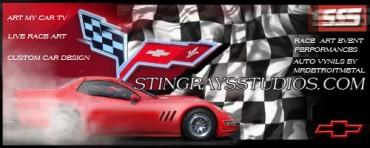 stingraysstudios.com Logo