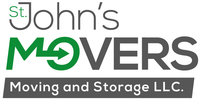 St Johns Moving & Storage Logo