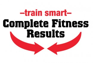 Complete Fitness Results Logo